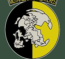 Militaires sans frontiers logo by Calcetinoscuro