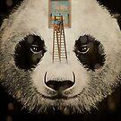 Panda window cleaner by vinpez