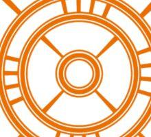Mandala 4 Vitamin C Sticker