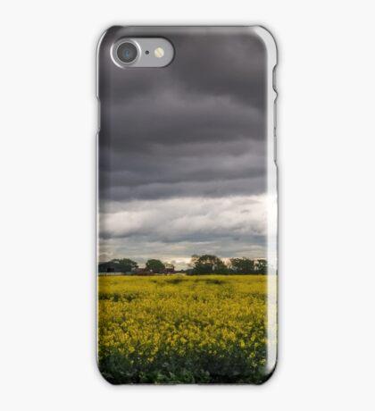Moody Sky iPhone Case/Skin