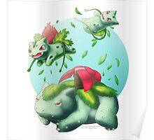 Pokemon #1 - #3 Poster