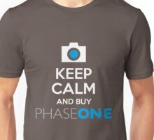 Keep Calm Phase One Unisex T-Shirt