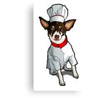 Chef Eddie Canvas Print