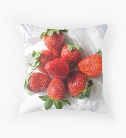 A Lovely BUNCH Throw Pillow