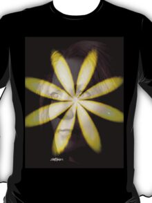 Study in Black and Yellow T-Shirt