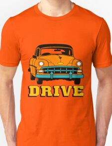 DRIVE CLASSIC-RIDE 233 T-Shirt