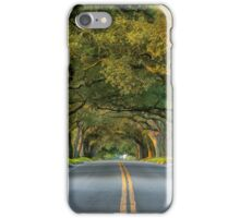 12th Avenue Tree Archway iPhone Case/Skin