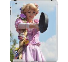 Disney Tangled Disney Rapunzel Frying Pan Disney Princess iPad Case/Skin