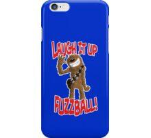 "Star wars Chewbacca ""Laugh it up Fuzzball"" iPhone Case/Skin"