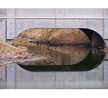 Beneath the Bridge Photographic Print
