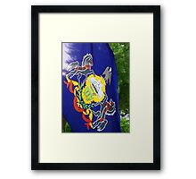 virtue, liberty, and independence Framed Print