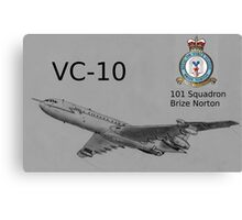 VC-10 Canvas Print