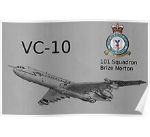 VC-10 Poster