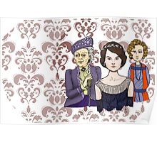 Mary, Edith and Granny Poster