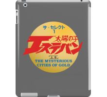 Mysterious Cities of Gold iPad Case/Skin