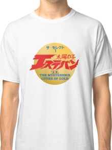 Mysterious Cities of Gold Classic T-Shirt