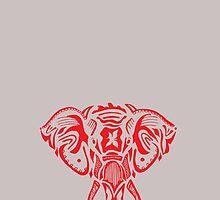 Elephant_grey by kk3lsyy