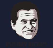"Joe Pesci - ""Funny How"" T-Shirt Kids Tee"