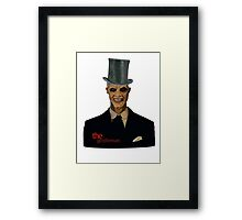 The gentleman! Framed Print