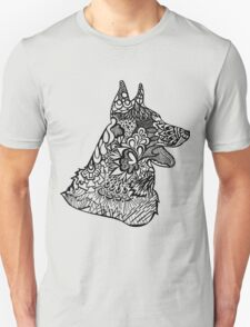 German_Shepard Unisex T-Shirt