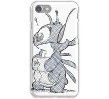 Sketchy Stitch iPhone Case/Skin