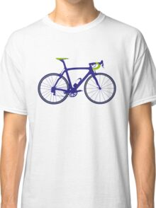 Bike Pop Art (Purple & Green) Classic T-Shirt