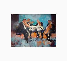 String Quartet - Painting Of Classical Musicians Unisex T-Shirt