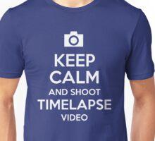 Keep Calm Timelapse Unisex T-Shirt