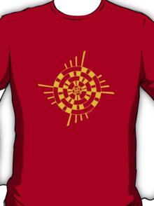 Mandala 1 Yellow Fever  T-Shirt