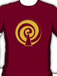 Mandala 9 Yellow Fever  T-Shirt