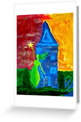 Abstract Art - Hannah B by John Brotheridge