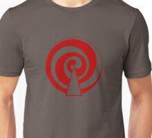 Mandala 9 Colour Me Red Unisex T-Shirt