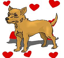 Chihuahua Love by kwg2200