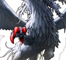Judgement Dragon Shirt Sticker