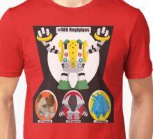Legendary Golems Unisex T-Shirt