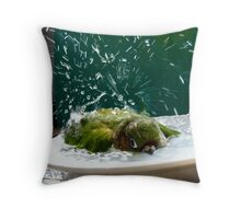 Splish Splash Cushion   Throw Pillow