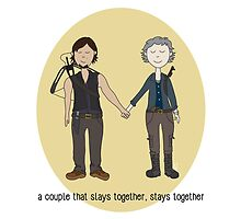A Couple That Slays Together (Caryl) by Valerie Canizales