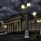 Auckland Museum by Ant Vaughan