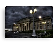 Auckland Museum Canvas Print