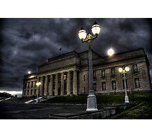 Auckland Museum Photographic Print