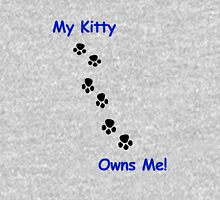 My Kitty Owns Me! (2) Mens V-Neck T-Shirt