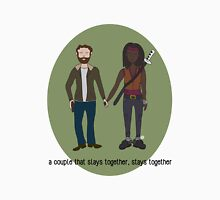 A Couple That Slays Together (Richonne) T-Shirt