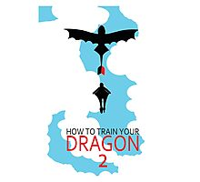 How To Train Your Dragon 2 Photographic Print