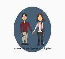 A Couple That Slays Together (Gleggie) Unisex T-Shirt