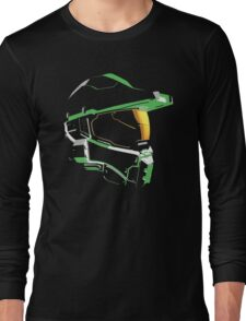 Halo: Master Chief Profile Long Sleeve T-Shirt