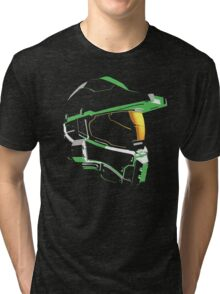 Halo: Master Chief Profile Tri-blend T-Shirt