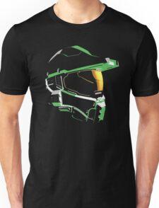 Halo: Master Chief Profile Unisex T-Shirt
