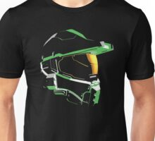 Halo: Master Chief Profile Unisex T-Shirt