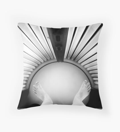 Harsh Environments Throw Pillow