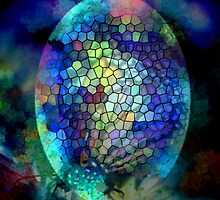 Coloured Egg by sharka69